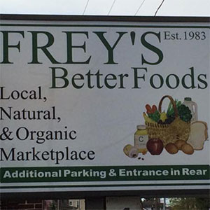 Freys Better Foods